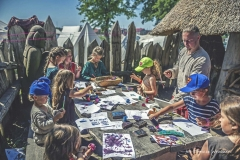 XXIV Festiwal Słowian i Wikingów [Sierpień 18] 0711b