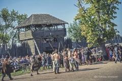XXIV Festiwal Słowian i Wikingów [Sierpień 18] 0985b