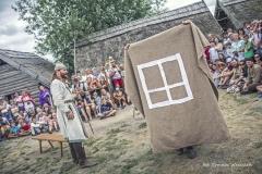 XXIV Festiwal Słowian i Wikingów [Sierpień 18] 2912b