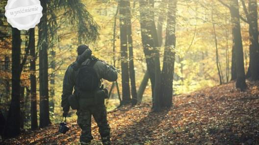 Wyróżnienie -Konkurs Lasy w obiektywach leśników, w kategorii czas w las. Ogranizowane przez Lasy państwowe 2017