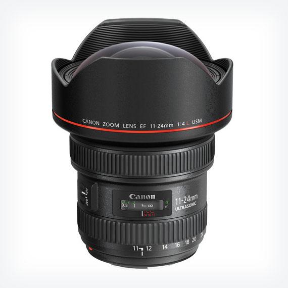 Obiectiv Canon 11-24mm f/4