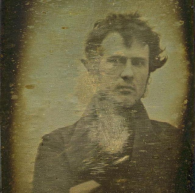 Primul autoportret