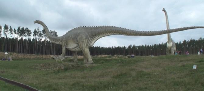 Besuch im Dinopark Germendorf