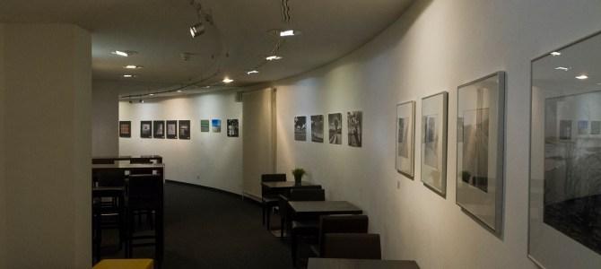 """Eröffnung der Fotoausstellung """"Linien und Wege"""""""