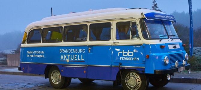 Robur on Tour – mit dem LO 3000 durch Brandenburg