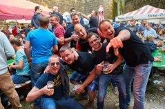Rockwärtz beim Fränkischen Bierfest
