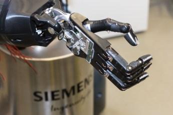 Kollaborative Robotik im Siemens Forschungszentrum