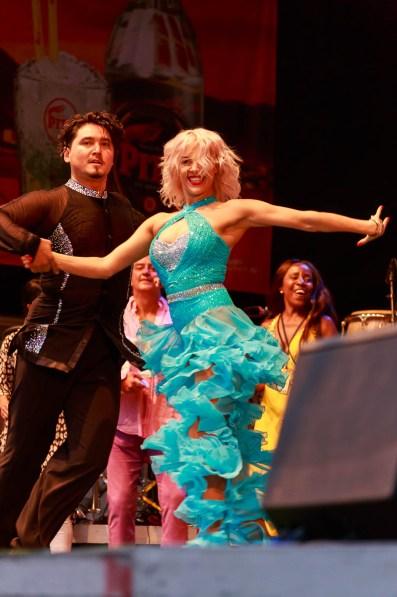 """Oana & Erich aus """"Let's Dance"""""""