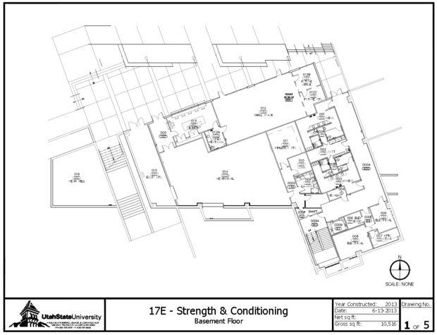 Creación de planos básicos de un dibujo arquitectónico en