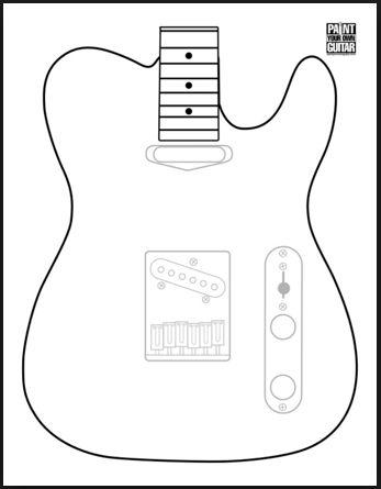 Cómo construir un ukelele eléctrico! / Paso 4: Realizar el
