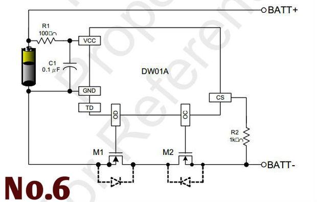 Cargador de batería de iones de litio DIY / Paso 4: TP4056
