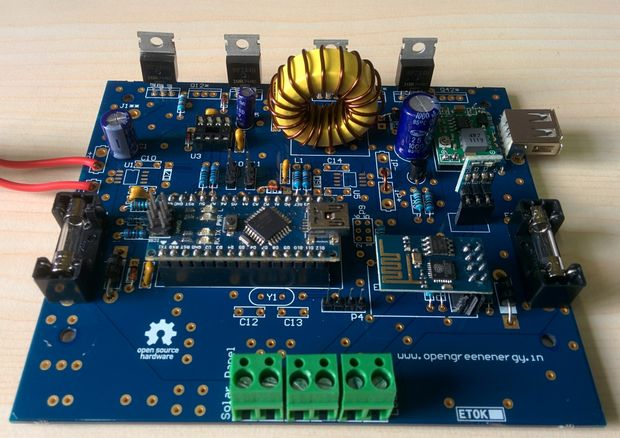 Mppt Solar Charge Controller Circuit Diagram Simple Mppt Solar Panel