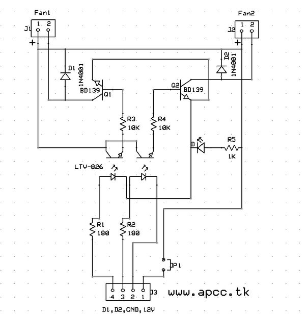 Controlador de velocidad de ventilador PWM de Arduino