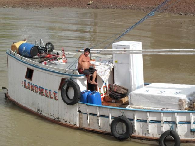 Опасности реки Амазонка