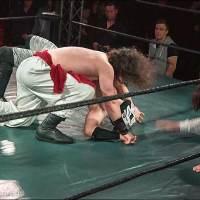 "Wrestling-Veranstaltung ""Better be Dead Circus - Horror küsst Wrestling küsst Rockmusik"" am 30.04.2015 in Dresden, Reithalle, Strasse E"
