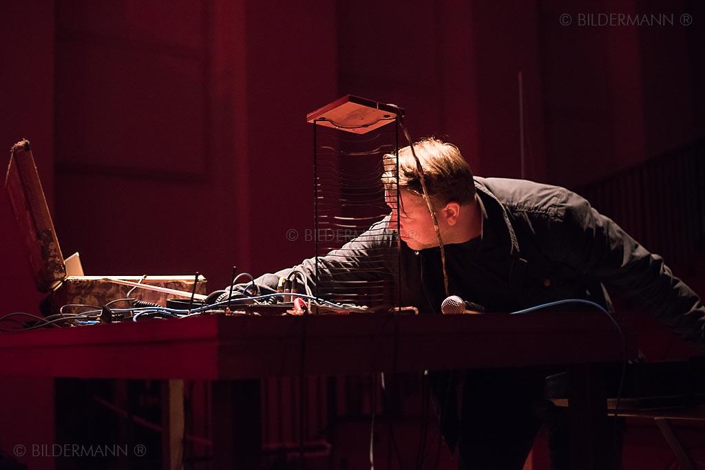 TONLAGEN 2016 - Dresdner Festival der zeitgenössischen Musik, Dresden-Hellerau, 29.10.2016