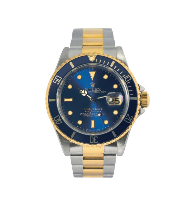 Rolex Oyster Perpetual Date Submariner 1000 Ft 330