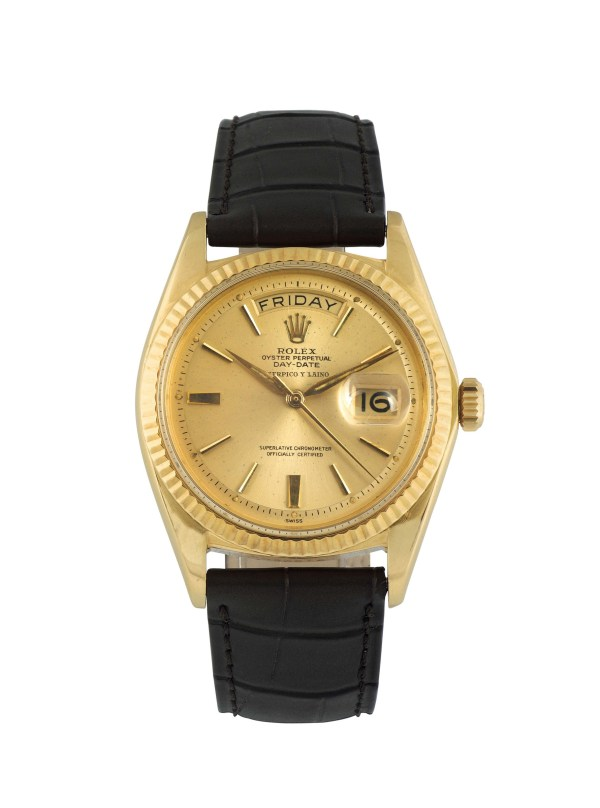 Rolex Oyster Perpetual Day- Date- Serpico Laino