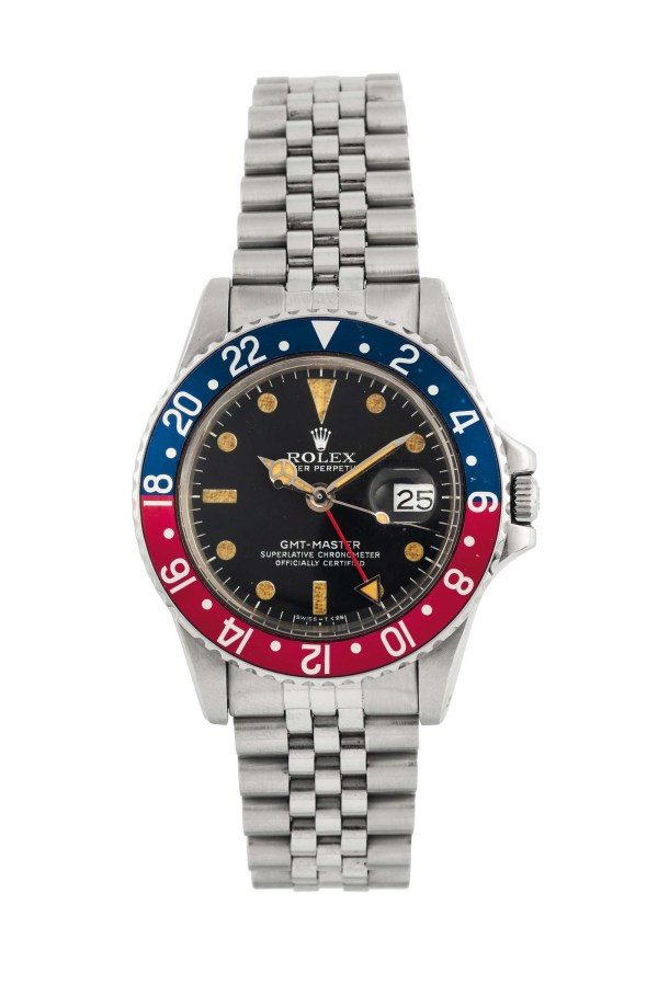Rolex Oyster Perpetual Gmt-master Superlative
