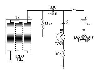 Einfachen Solar Schaltungen / Schritt 4: Dunkle erkennen