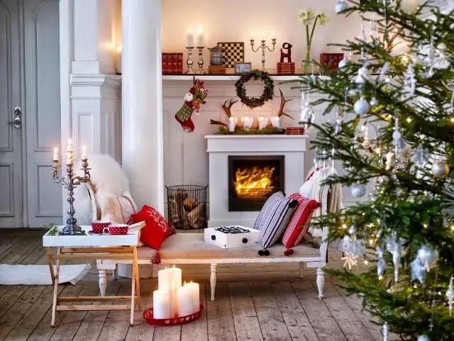 10 consigli per arredare casa a Natale anche in Sicilia