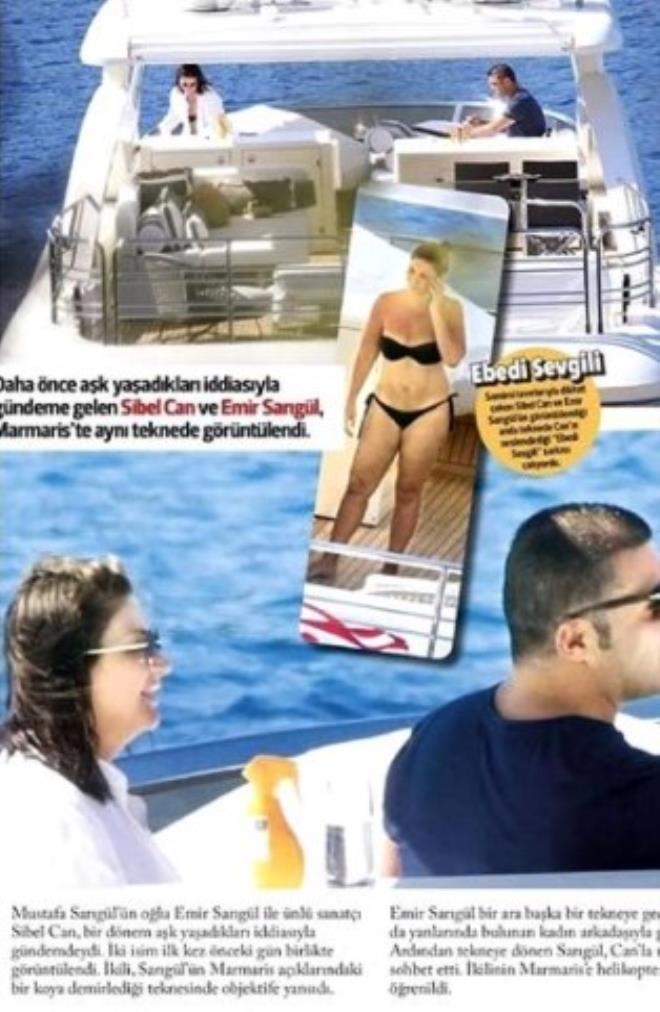 bikinili goruntulenen sibel can in yillar onceki 719668 9039 8 b