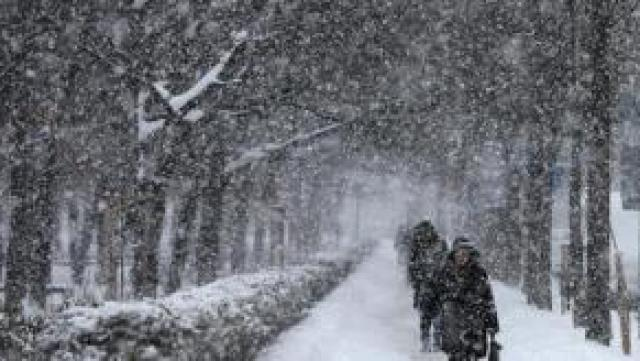 Avrupa'da Soğuklar 70 Can Aldı