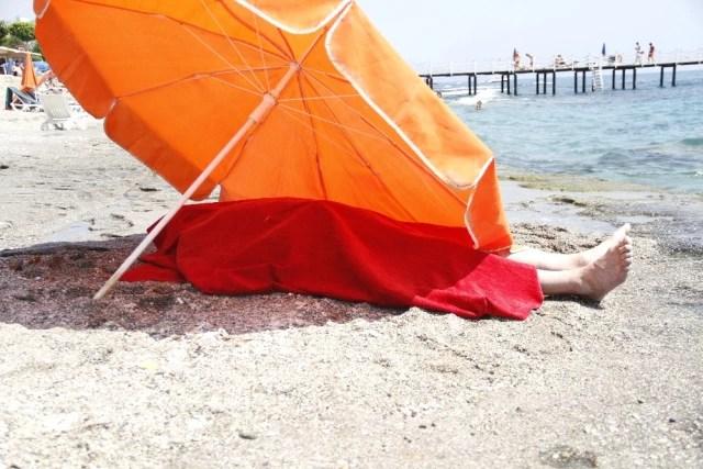 Belaruslu Turist Denizde Boğuldu