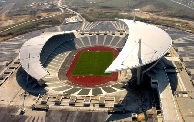 Картинки по запросу Atatürk Olimpiyat Stadı
