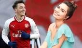 İngiliz Basını Mesut Özil'in Sevgilisi İçin Arsenal'dan Ayrılacağını Yazdı