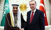 Cumhurbaşkanı Erdoğan ile Suudi Arabistan Kralı Selman, Kayıp Gazeteci Cemal Kaşıkçı Konusunu Görüştü