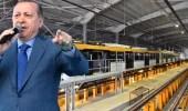 Sürücüsüz Metronun İkinci Etabı Bugün Açılıyor