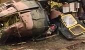 Sancaktepe'de Askeri Helikopter Düştü! İşte Olay Yerinden İlk Görüntüler