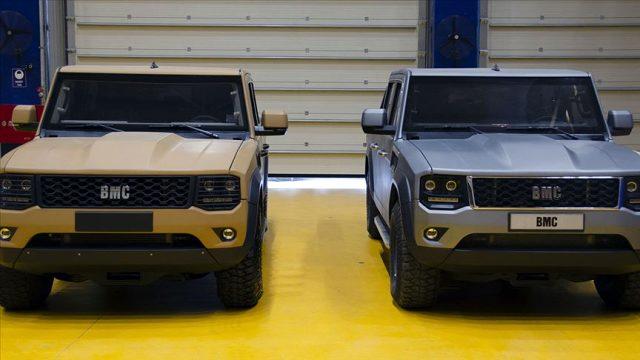 Erdoğan'ın da test ettiği Türkiye'nin zırhlı pikap aracı Tulga, seri üretime hazır