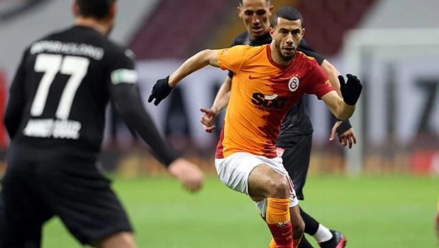 Belhanda Sivas maçından sonra yönetimi eleştirdi, tercüman açıklamaları çevirmedi