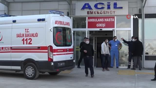 Son dakika sağlık: Gercüş'te gıda zehirlenmesi şüphesi ile 1'i bebek 4 çocuk hastaneye kaldırıldı