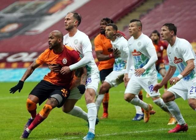 Luyindama, Marcao ve Yedlin Hatayspor mücadelesinde forma giyemeyecekler