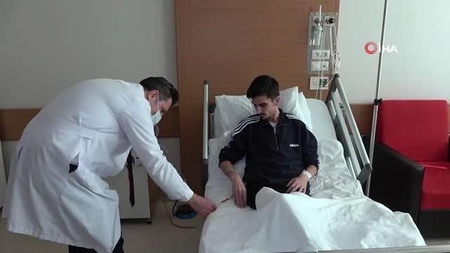 Son dakika... Tek kesiden çifte akciğer operasyonu ile hem sağlığına kavuştu, hem de tıp tarihine geçti