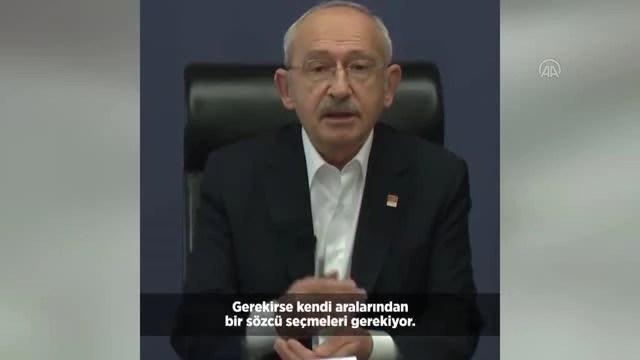 CHP Genel Başkanı Kılıçdaroğlu yoğun bakım doktorlarıyla görüştü