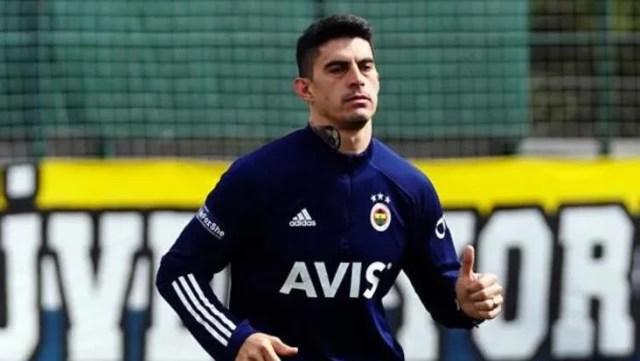 Fenerbahçe'de Diego Perotti'nin sezonu kapattığı bildirildi