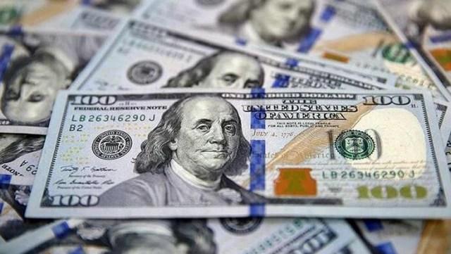 Güne yükselişle başlayan dolar 8,08'den işlem görüyor