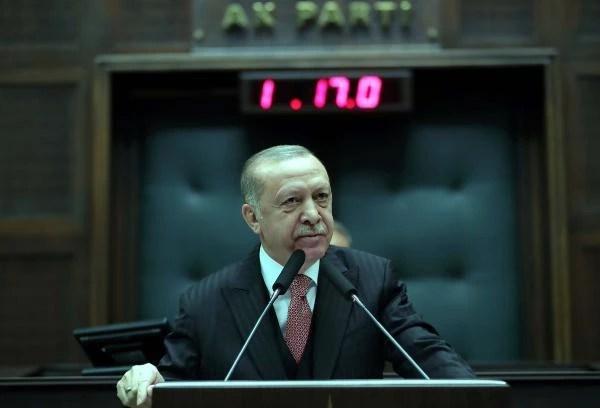 Cumhurbaşkanı Erdoğan: 128 milyar dolar, ne buhar oldu, ne de birilerinin cebine girdi