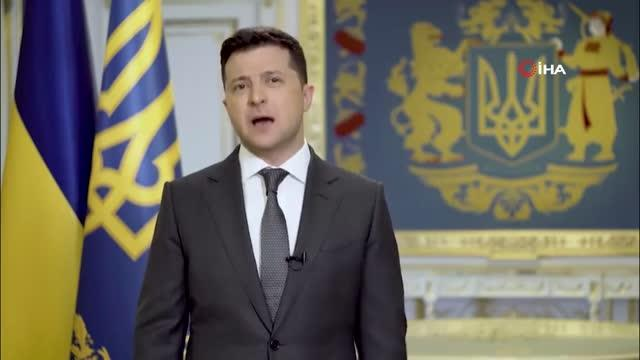 - Ukrayna Devlet Başkanı Zelenskiy'den Putin'e davet