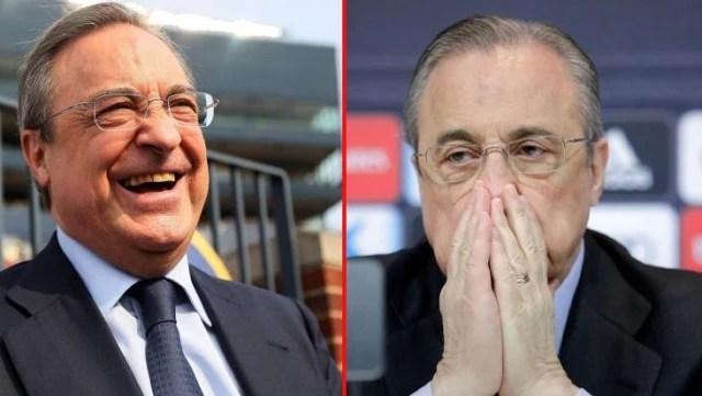 Türk kulüplerini küçümseyen Real Madrid Başkanı Perez, bir anda 'U dönüşü' yaptı