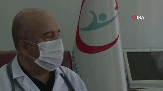 """Doç. Dr. İsmail Altıntop: """"Aşı yapıldıktan sonra hastalarımızda belirgin bir azalma oldu"""""""