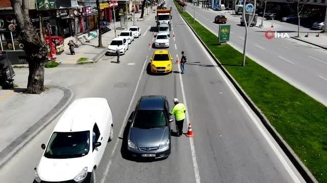 """Sakarya Valisi açıkladı: """"Vaka sayısında Marmara'da en iyi durumdaki iliz"""""""