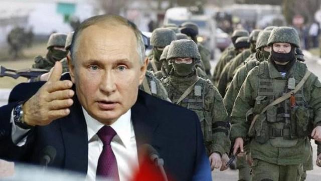 Rusya devlet başkanı Putin, yedek askerleri orduya çağırdı
