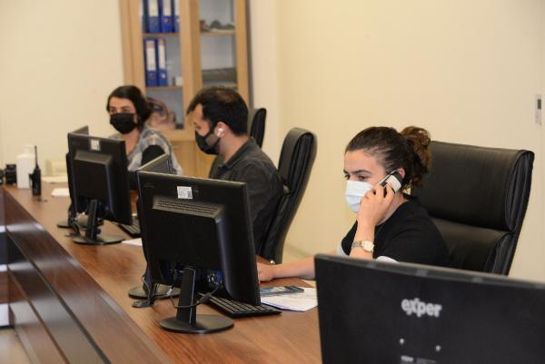 Diyarbakır'da aşı olmak istemeyenler, aranarak ikna ediliyor