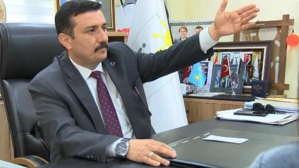 İYİ PartiliTürkoğlu'ndan Bursa Büyükşehir Belediyesi'ne 'gri pasaport' eleştirisi