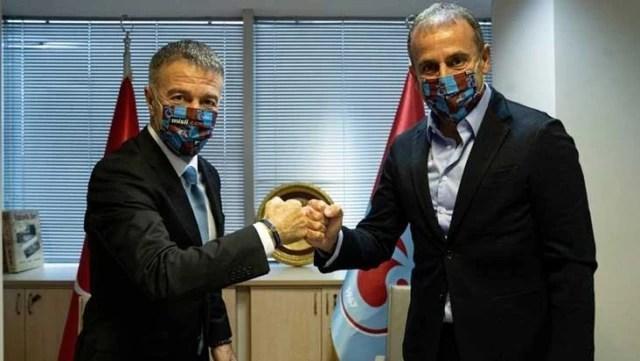 Ahmet Ağaoğlu: Bu takımın teknik direktörü Abdullah Avcı'dır